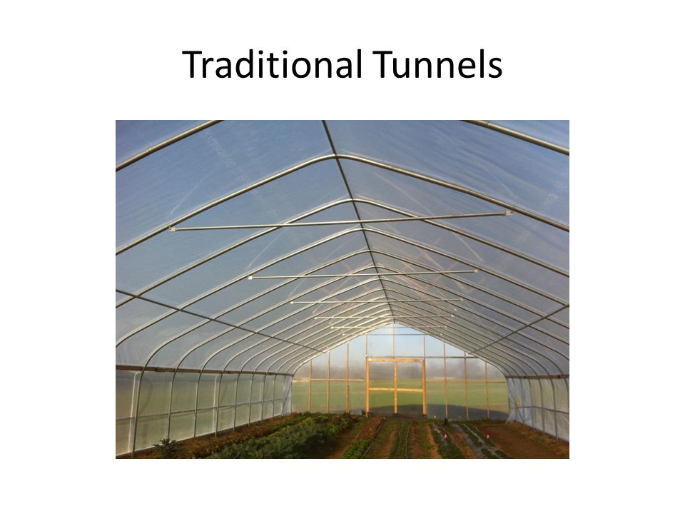 Traditional Tunnels