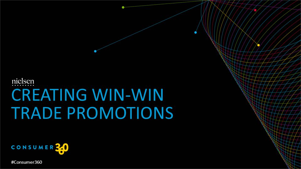 CREATING WIN-WIN TRADE PROMOTIONS #Consumer360