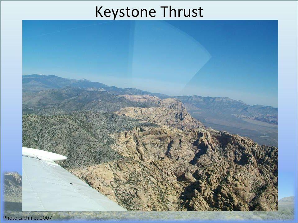 Keystone Thrust Photo Lachniet 2007