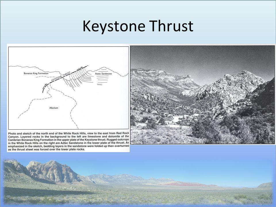 Keystone Thrust
