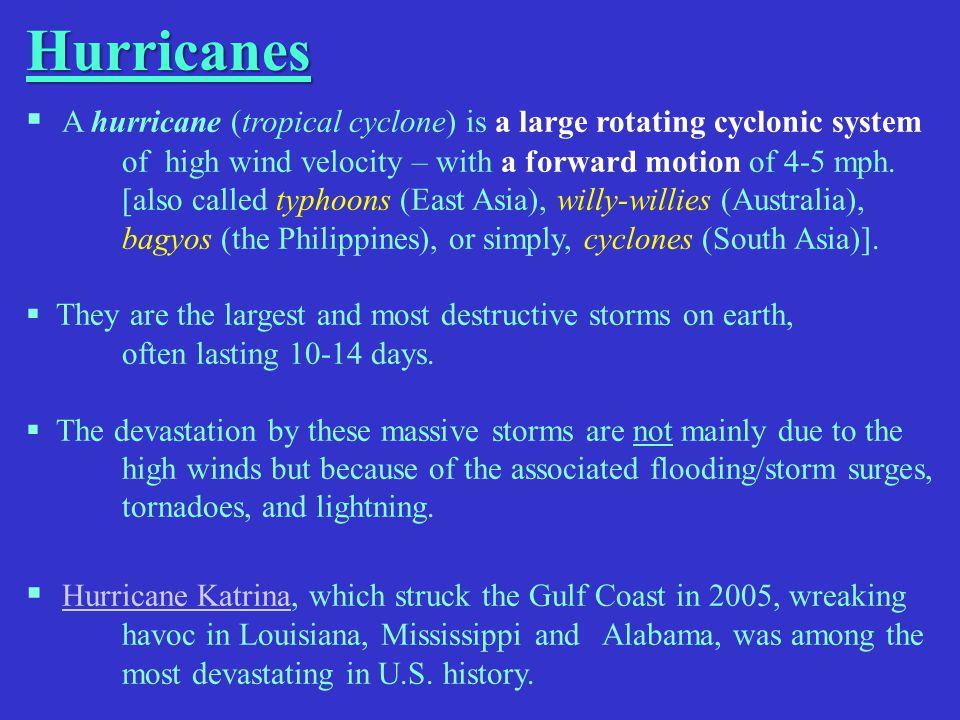 Average Annual Number of Tornadoes per 10,000 sq. mi.