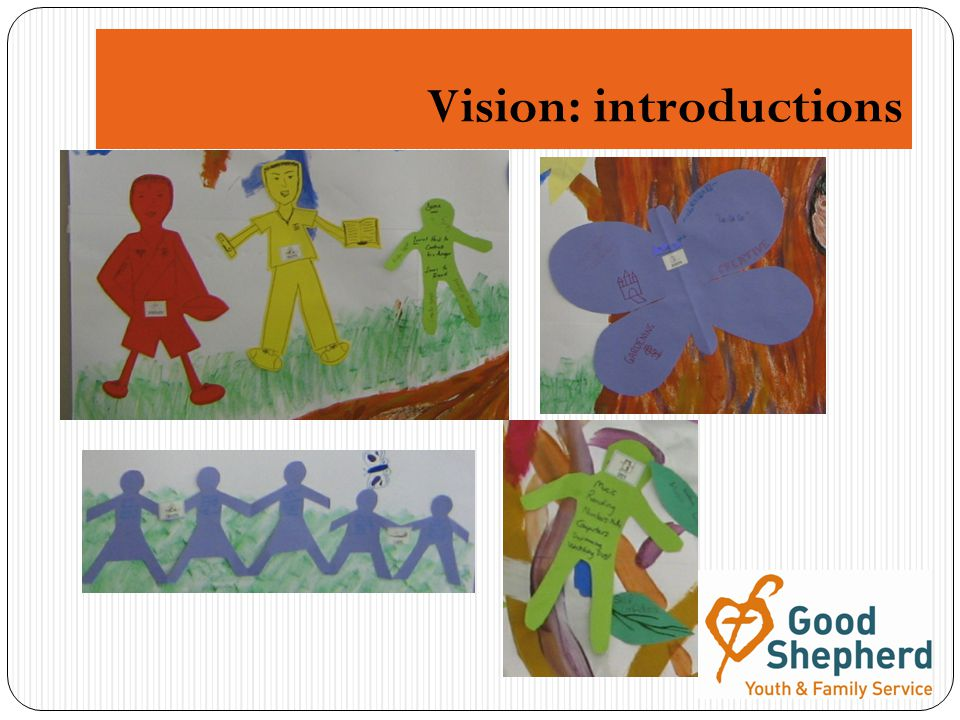 Vision: introductions
