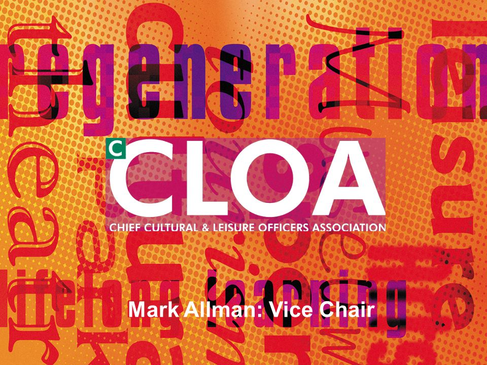 Mark Allman: Vice Chair