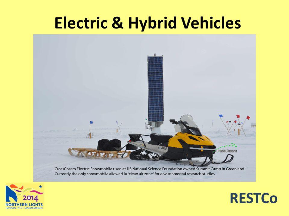 RESTCo Electric & Hybrid Vehicles