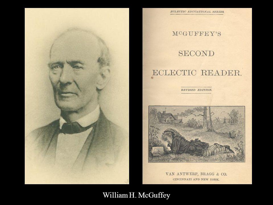 William H. McGuffey
