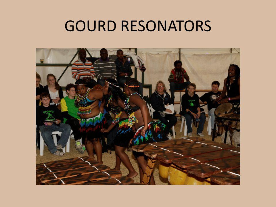 GOURD RESONATORS