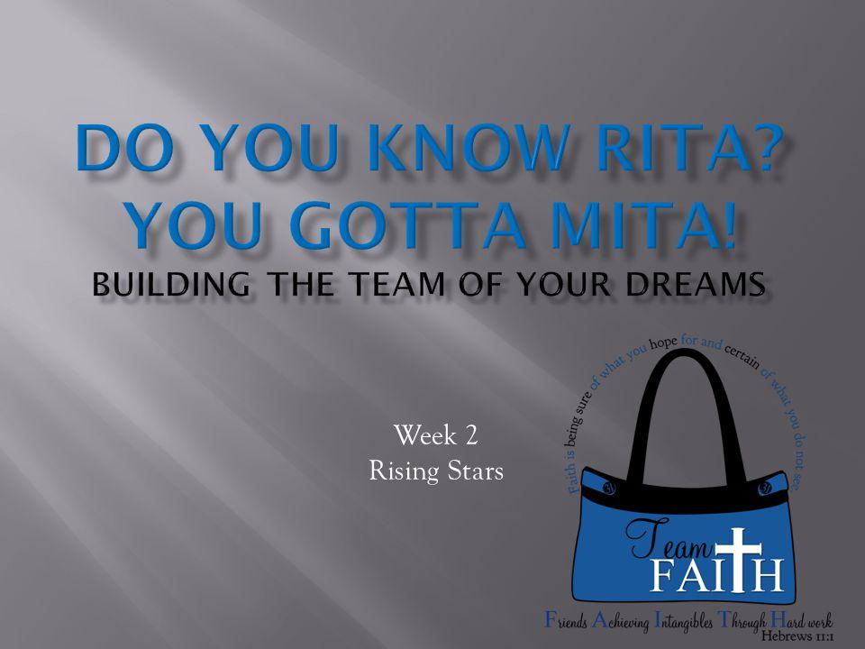 Week 2 Rising Stars