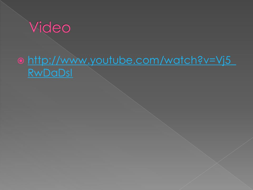  http://www.youtube.com/watch?v=Vj5_ RwDaDsI http://www.youtube.com/watch?v=Vj5_ RwDaDsI