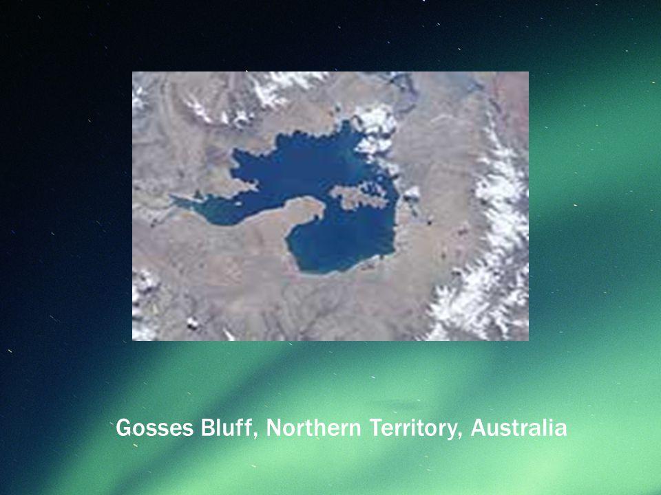 Gosses Bluff, Northern Territory, Australia