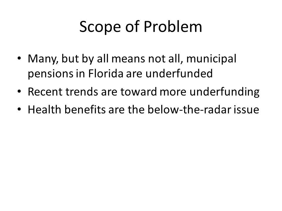 More Work.Elected officials Disability benefits Defined contribution health plan.