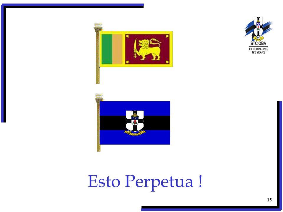 Esto Perpetua ! 15