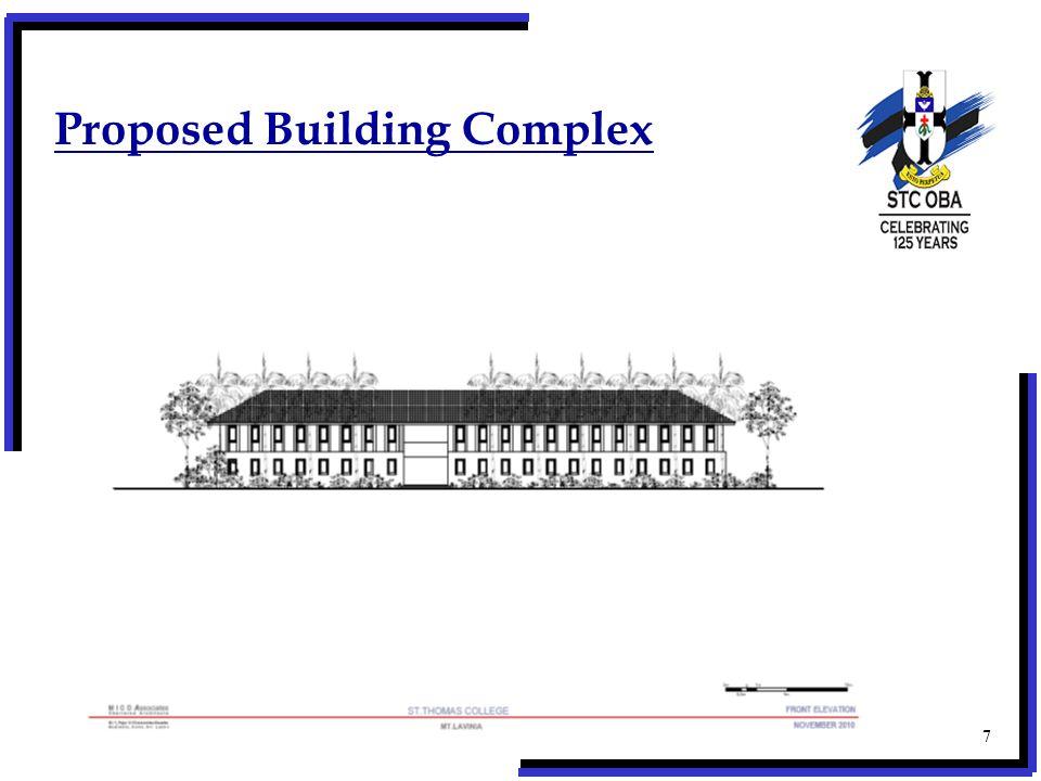 Proposed Building Complex 7