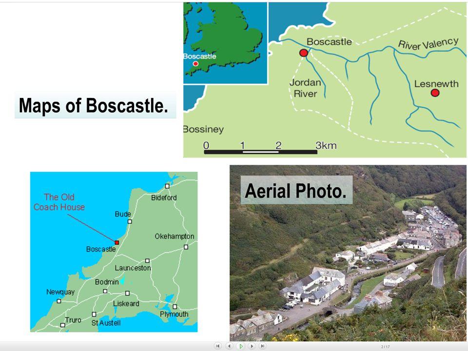Where is Boscastle?