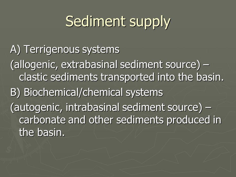 Basin morphology ► Tectonic basin example