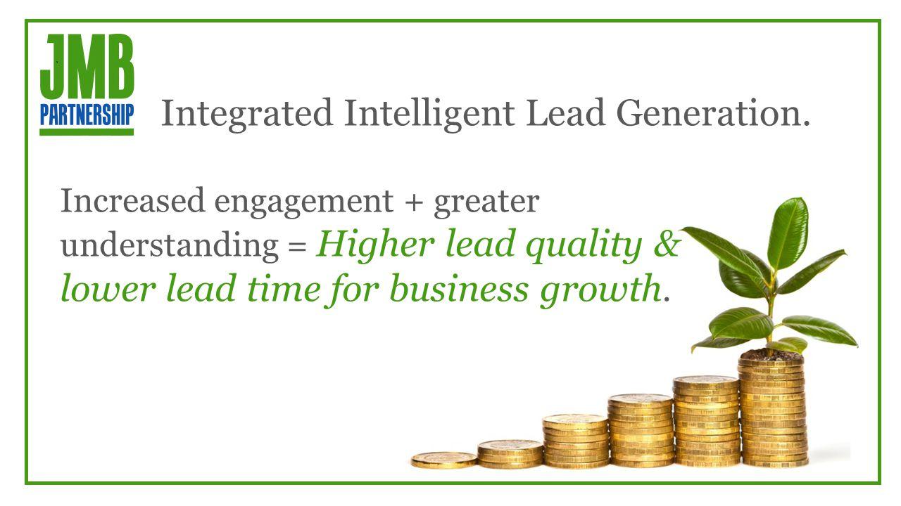 Integrated Intelligent Lead Generation.