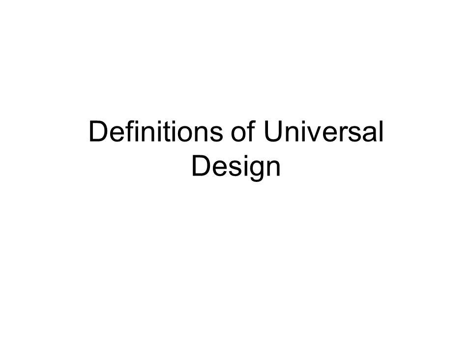 UD.tc96 (Universal Design, Trace Center 1996).