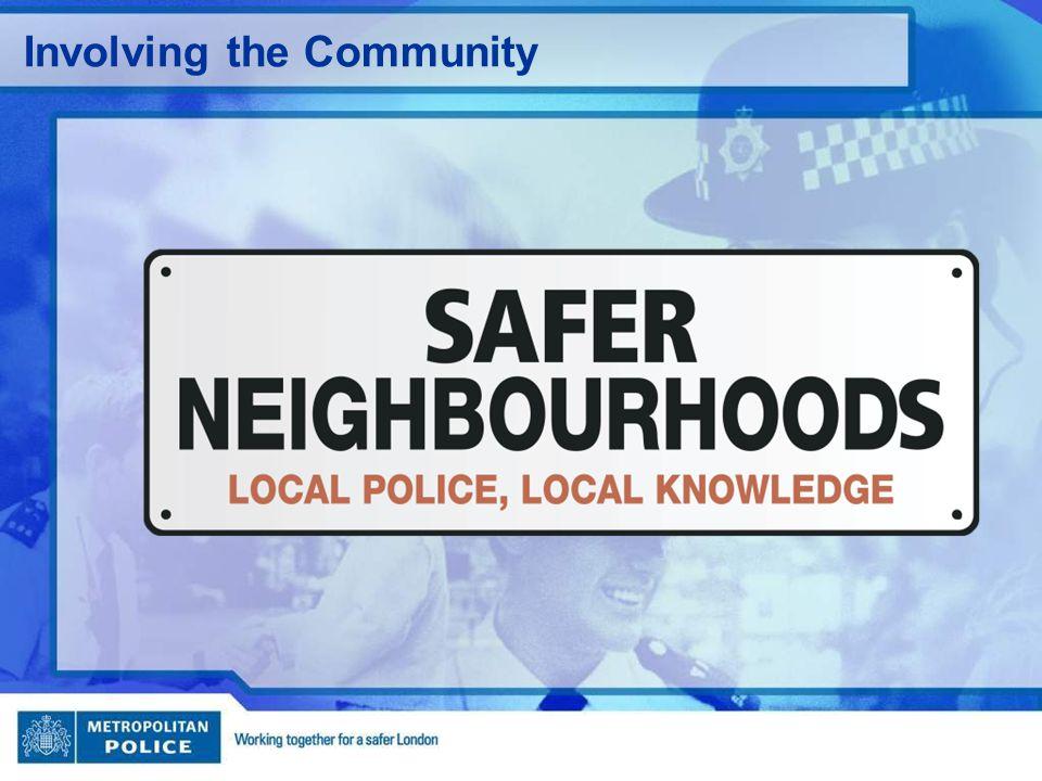 Community Payback Community payback helpline 07894 176943 www.probation-london.org.uk www.met.police.uk/saferneighbourhoods