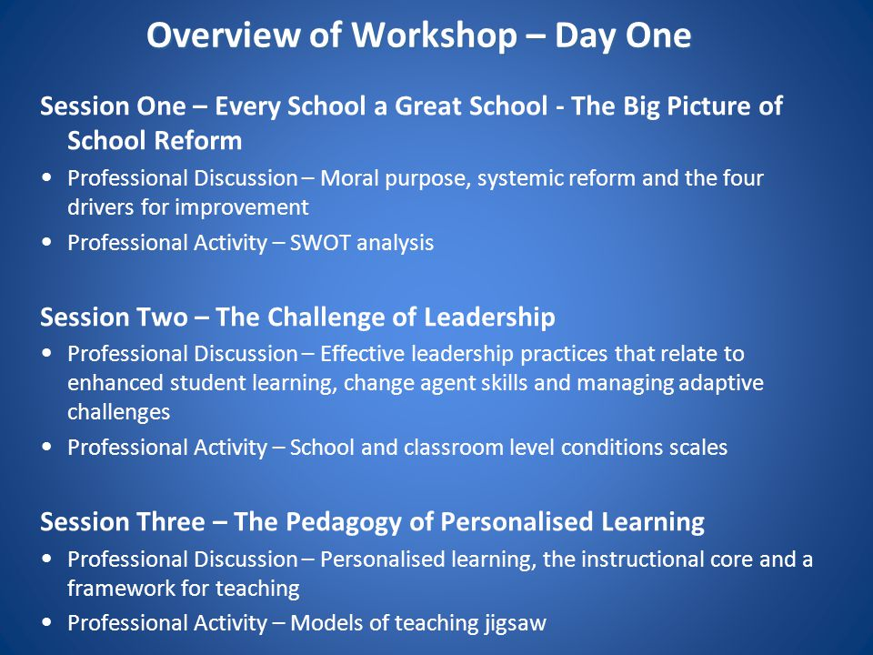 Moving to Scale Cohorts of 6 - 8 Schools 6 - 8 Members of School Improvement Group Year 1 Year 2 Year 3 PLAN CohortA| | ……………………….