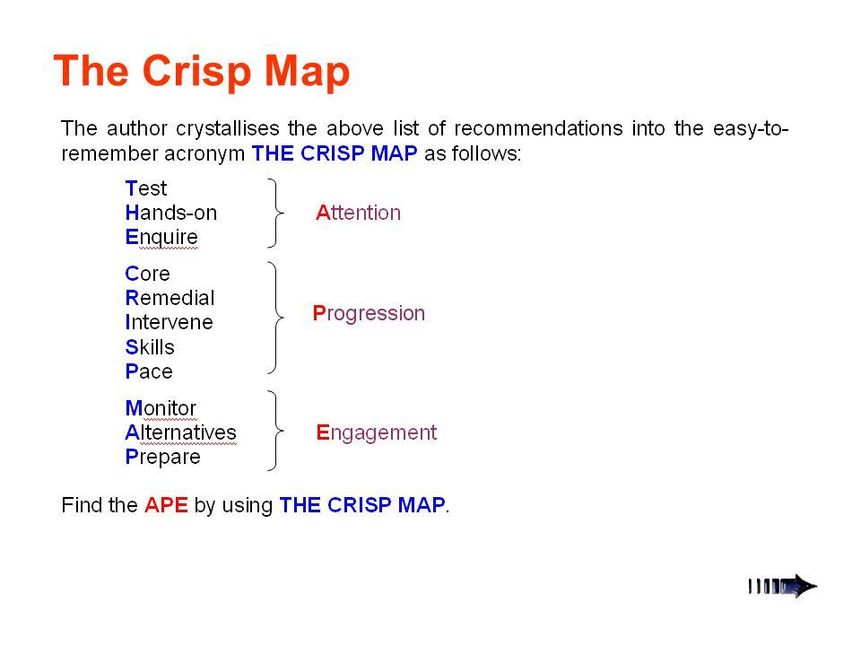 The Crisp Map
