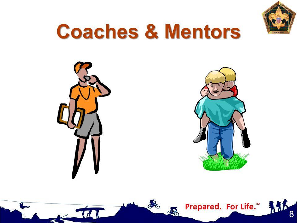 Coaches & Mentors 8