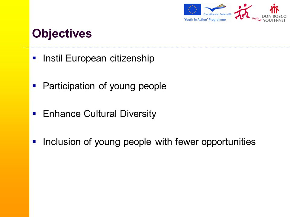 Priorities for 2010  European Year for Combating Poverty and Social Exclusion  Youth unemployment and promotion of young unemployed people s active participation in society Awareness-raising and mobilization of young people around global challenges
