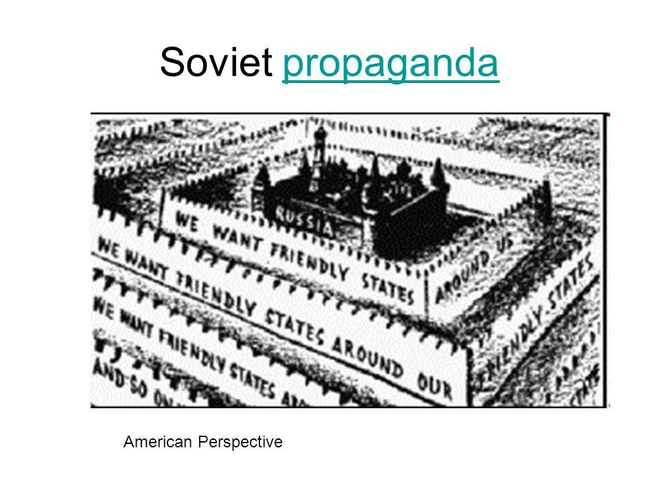 Soviet propagandapropaganda American Perspective