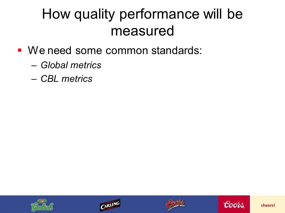 Why do we need a Quality Management System .