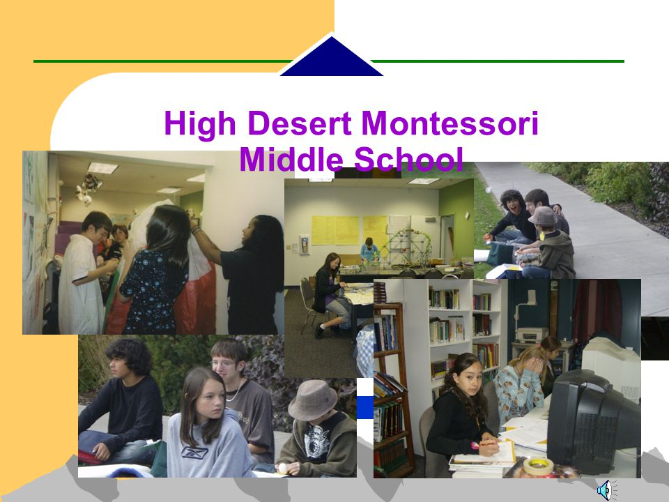 High Desert Montessori Middle School