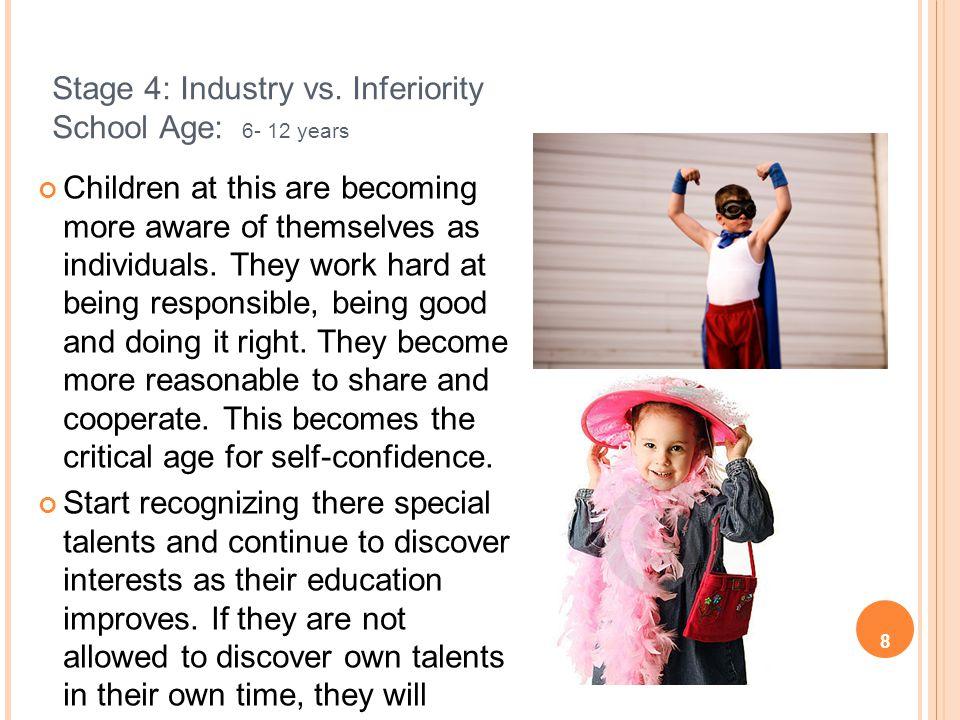 9 Stage 5: Identity vs.