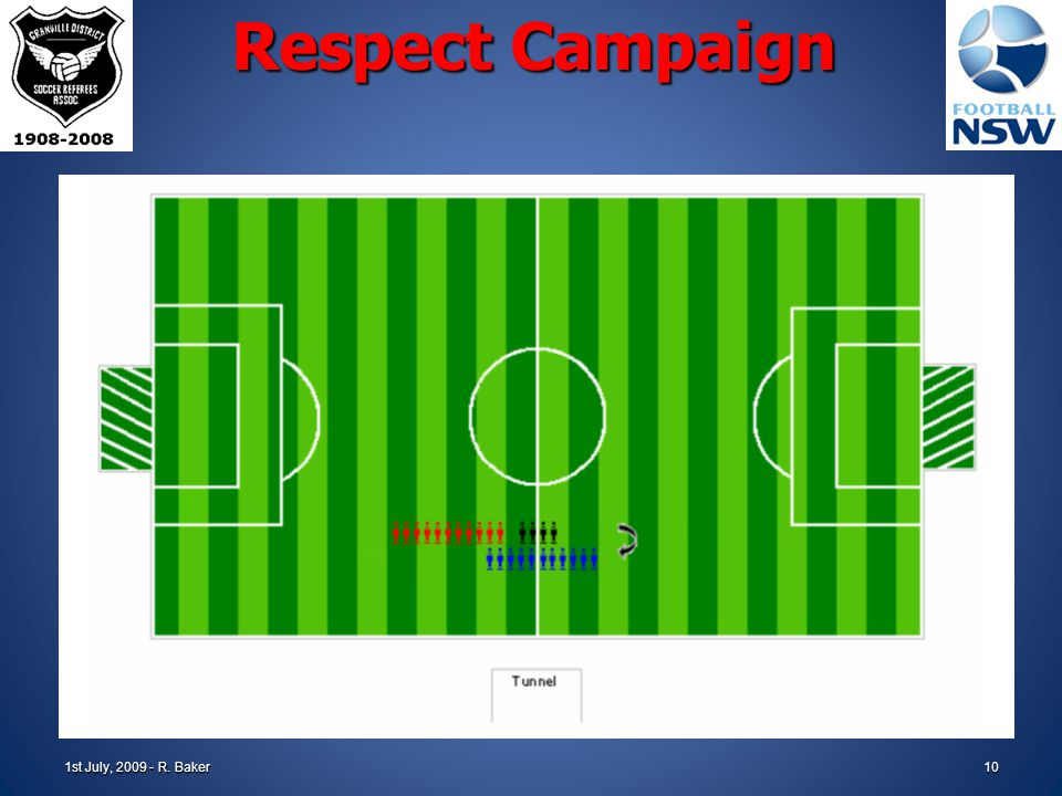 Respect Campaign 1st July, 2009 - R. Baker9