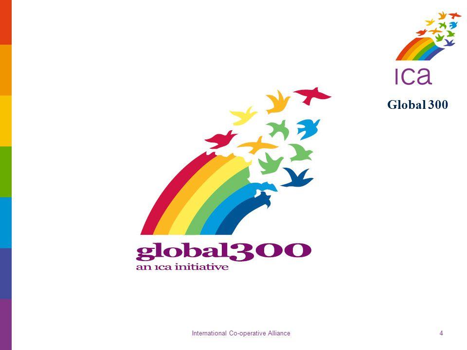 International Co-operative Alliance Global 300 25