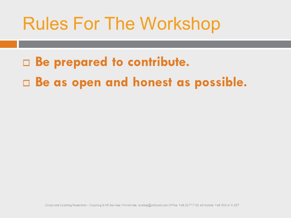Elements of a Human Capital Strategy 2.COMMUNICATION & LEADERSHIP 2.1.
