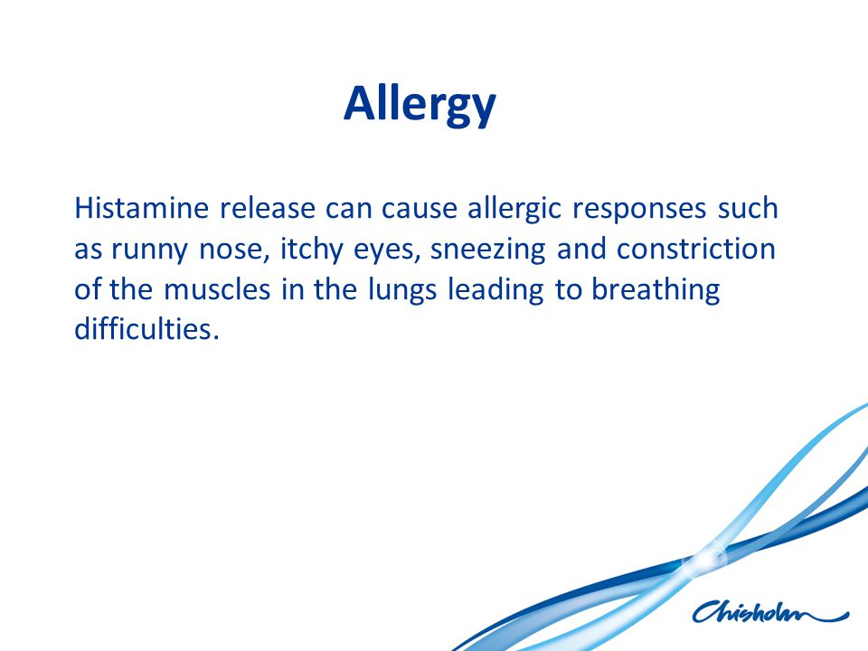 Allergy If you are allergic to the tested allergen, a small lump (wheal) will appear at the site of testing over 15-20 minutes.