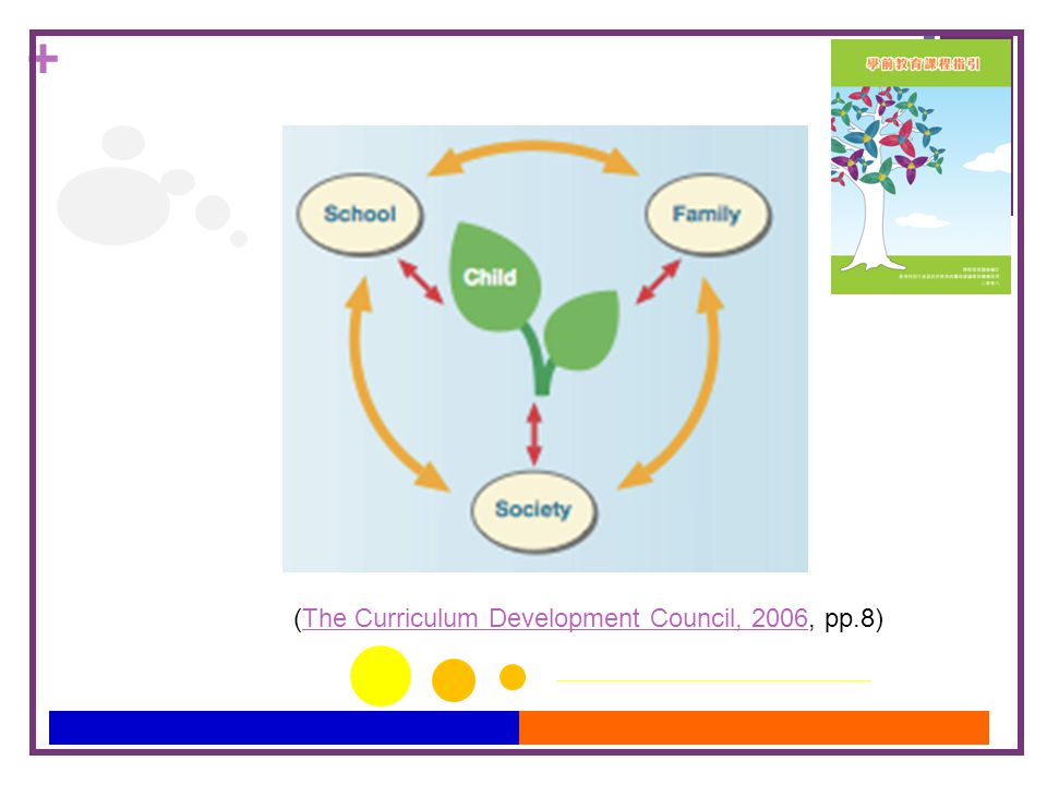 + (The Curriculum Development Council, 2006, pp.8)The Curriculum Development Council, 2006