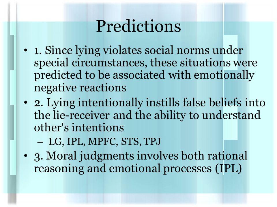 Predictions 1.