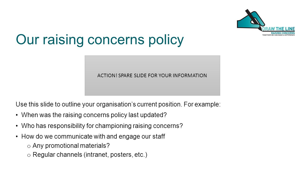 Best Whistleblowing Policy Template Photos - Examples Professional ...