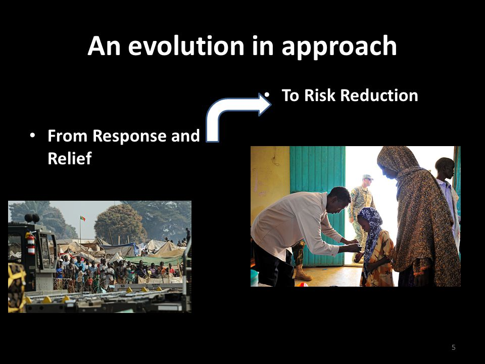 What is Disaster Risk Reduction.
