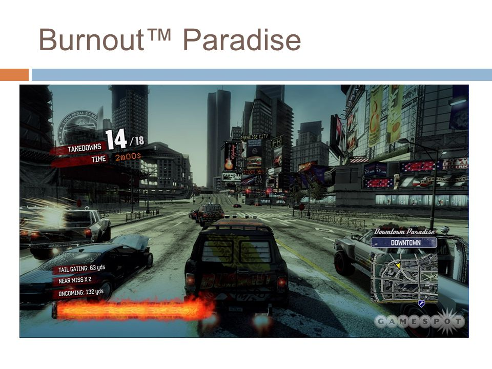 Burnout™ Paradise