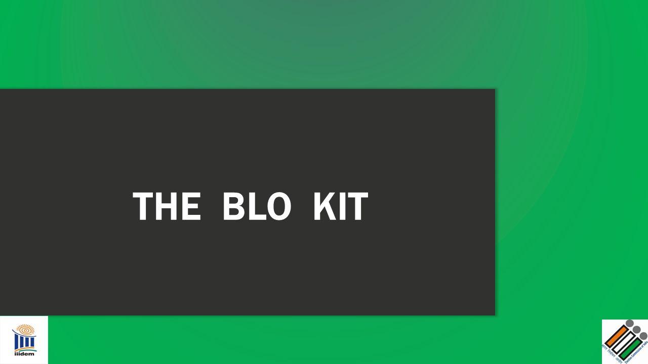 THE BLO KIT