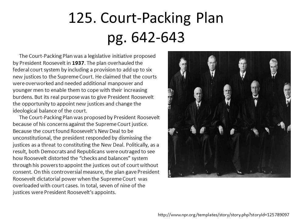 125.Court-Packing Plan pg.