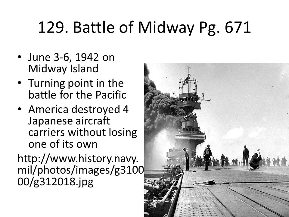 129.Battle of Midway Pg.