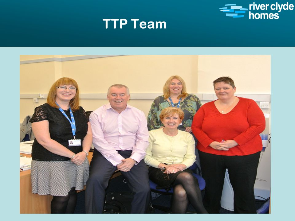 Intro slide Text Second level text Total Person - Outcomes In addition, Total Person will seek to Improve customer satisfaction with services we already provide and River Clyde Homes overall Improve our Care Inspectorate rating Improve River Clyde Homes' long term viability by retaining customers by offering packages of support to sustain their tenancy and improve their wellbeing.