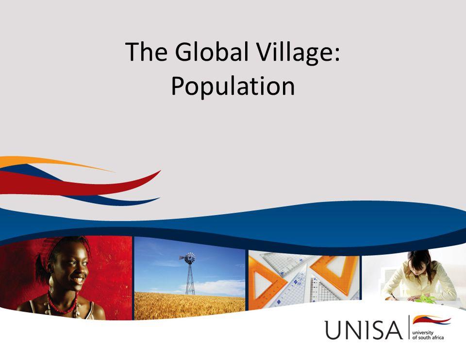 The Global Village: Population