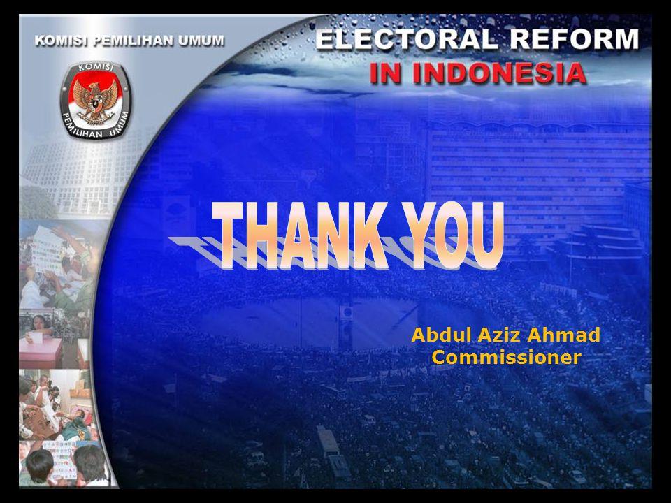 Abdul Aziz Ahmad Commissioner