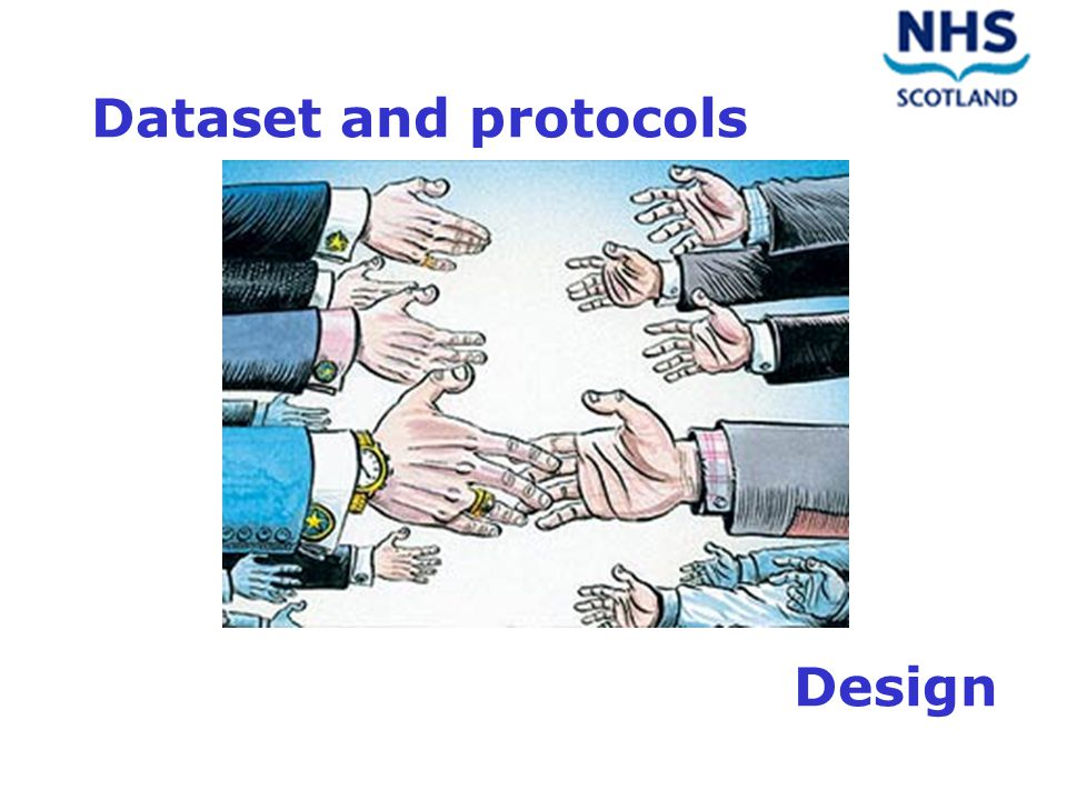 Dataset and protocols Design
