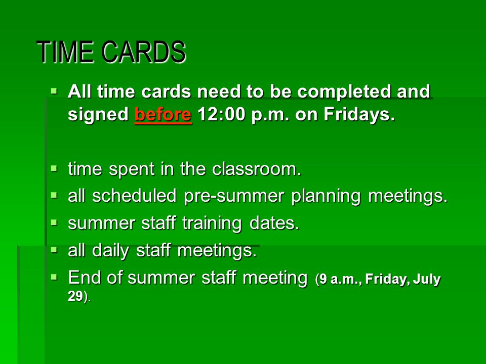  If you will be late or unable to attend a scheduled meeting, please let us know by calling (616) 395- 7745.