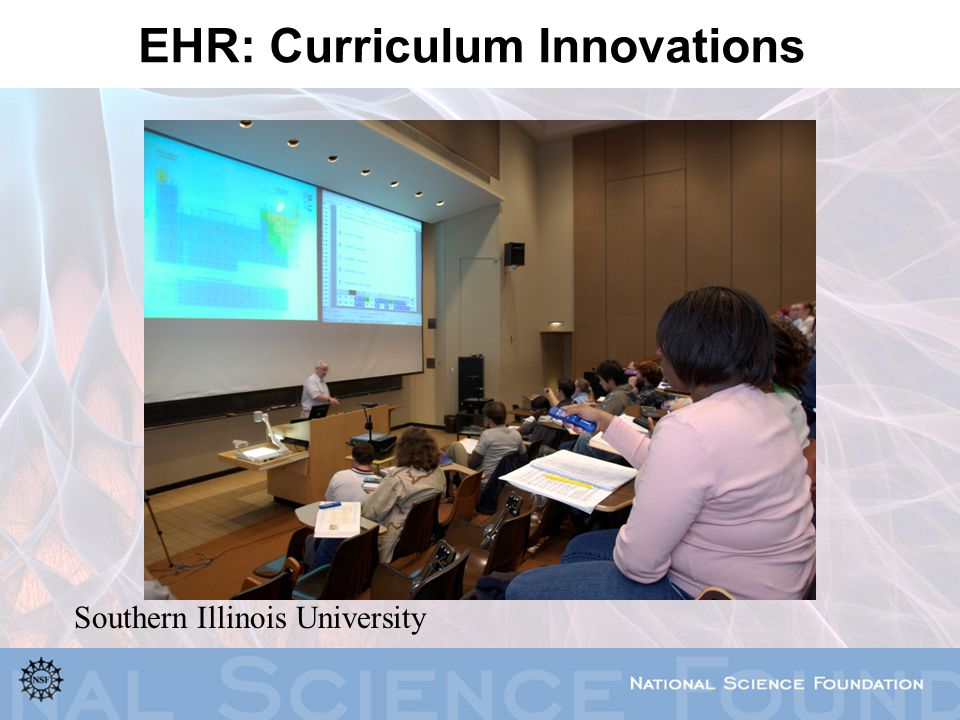 EHR: Curriculum Innovations Southern Illinois University