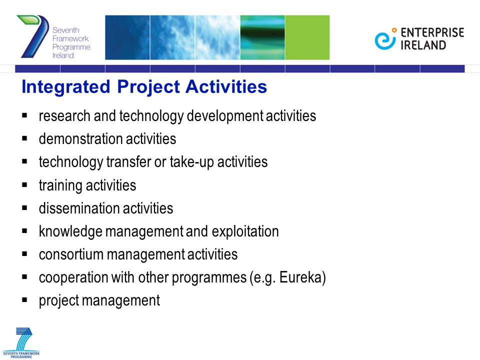 ICT Work Programme Challenges Future and Emerging Technologies (FET) 2.