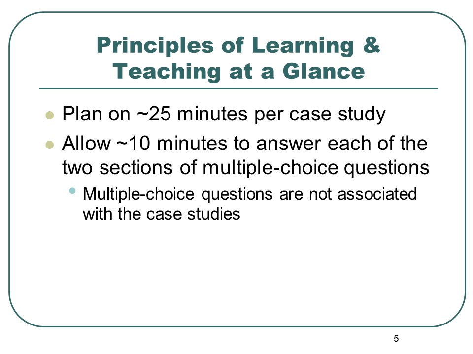 26 Student as Learners What does Gardner's work on multiple intelligences suggest about planning instruction?