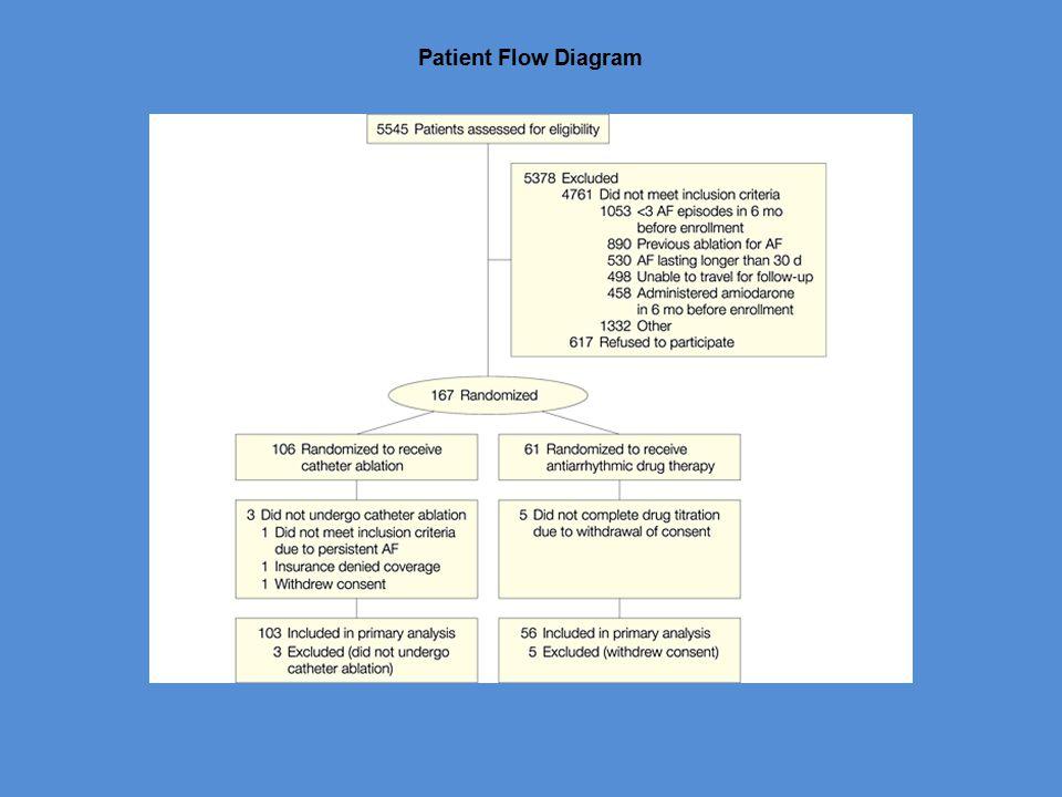 Patient Flow Diagram